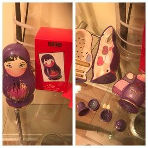 PUPA Puposka Arab MakeUp Kit Russian Doll RARE